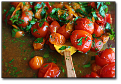 Balsamic Tomatoes