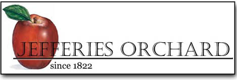 Jefferies Orchard since 1822